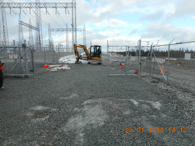 Bottom Brook Substation
